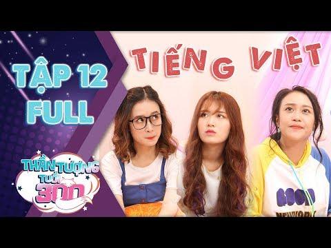 Thần tượng tuổi 300 sitcom | Tập 12 full: Han Sara, Linh Đan, Kim Anh chật vật vì học Tiếng Việt