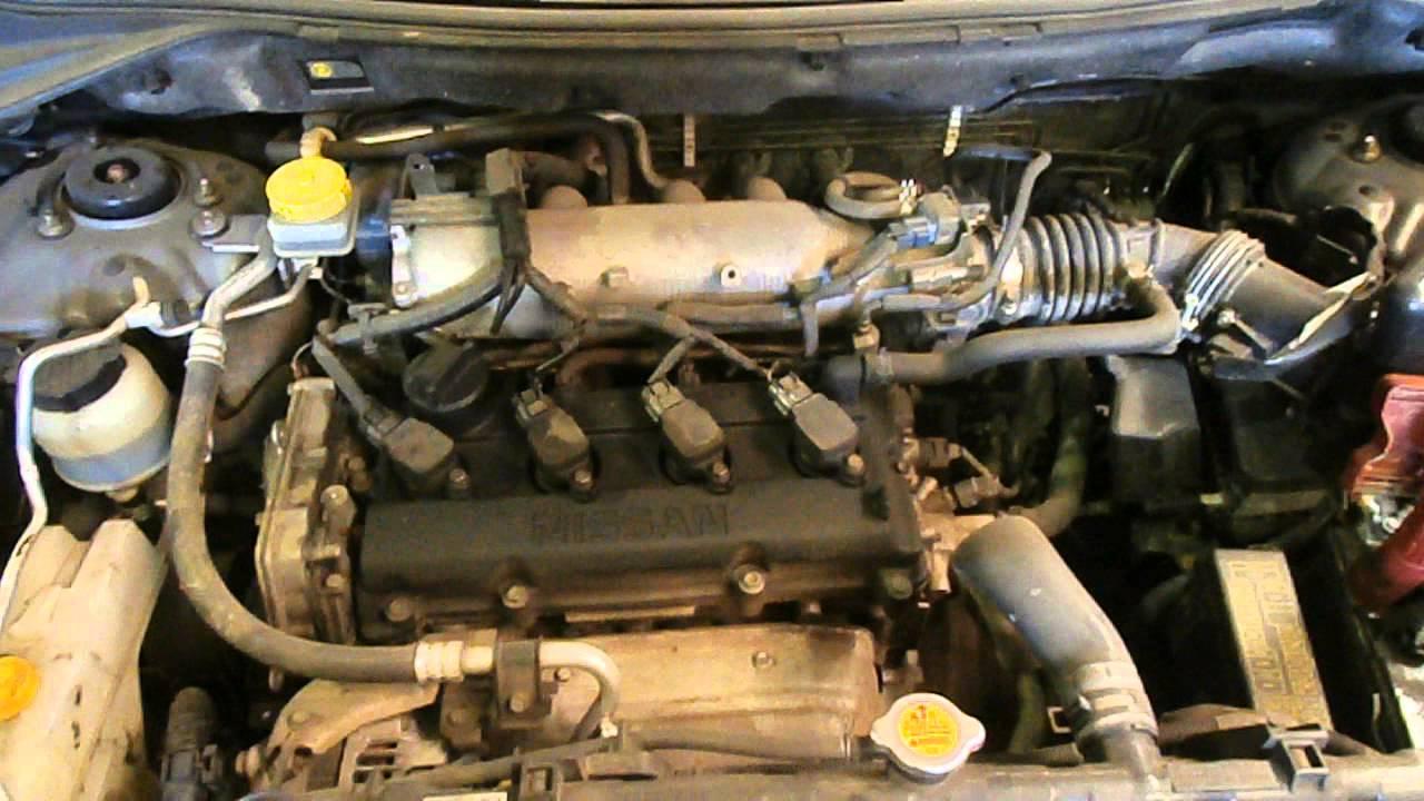 Wrecking 2004 Nissan Xtrail  J13911