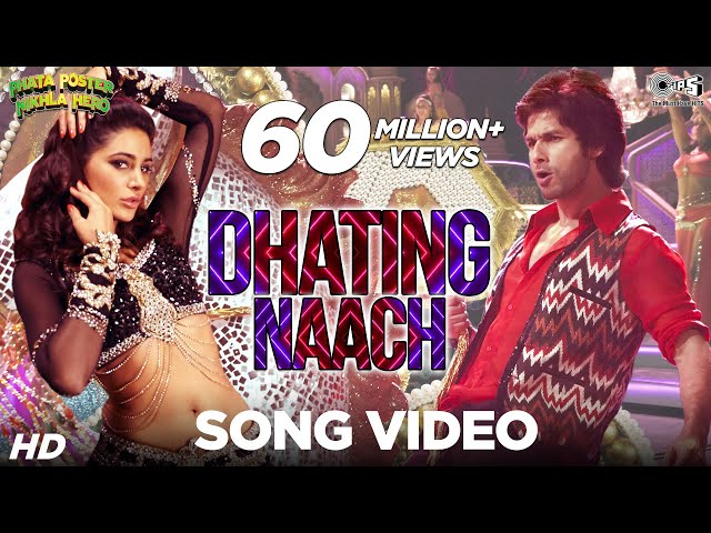 Dhating Naach - Phata Poster Nikhla Hero I Shahid & Nargis Fakhri | Nakash & Shefali Alvaris Travel Video