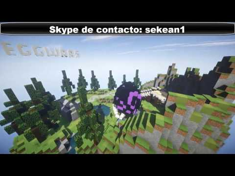 Speed Build | Lobby EggWars | DOWNLOAD FREE | Sekean