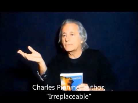 Charles Pinning Discusses His New Novel, Irreplaceable