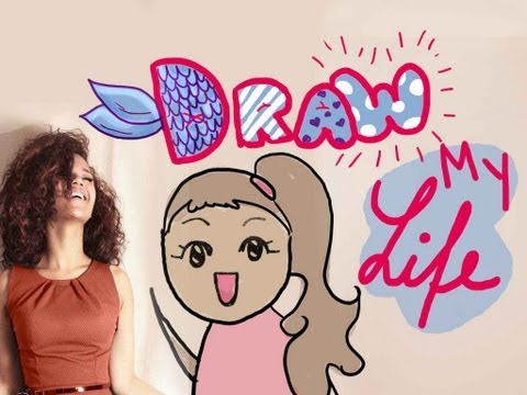 DRAW MY LIFE TAG  by Michelle
