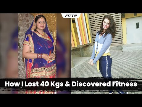 how-i-lost-40-kgs-&-discovered-fitness