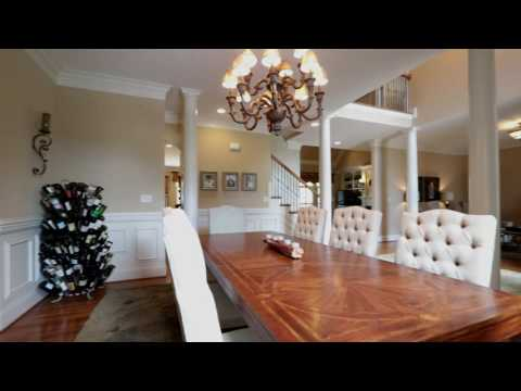 921 Fairway Oaks Lane, Knoxville TN | Luxury Home In The Gettysvue Golf Community