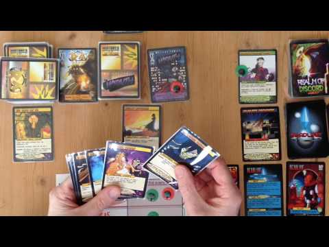 Sentinels of the Multiverse Turn 3 |