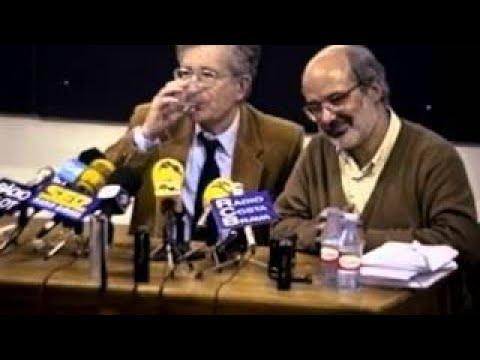 Noam Chomsky Press Interviews Girona University c. 1992