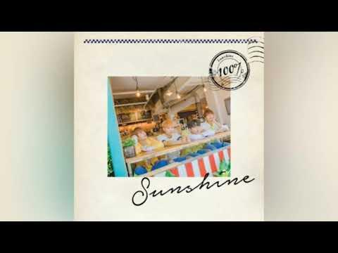 [MP3/AUDIO] 100% (백퍼센트) - Because of You (너 때문에) [SUNSHINE ALBUM]