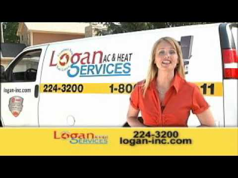 Logan Services - Fast and Friendly HVAC Service