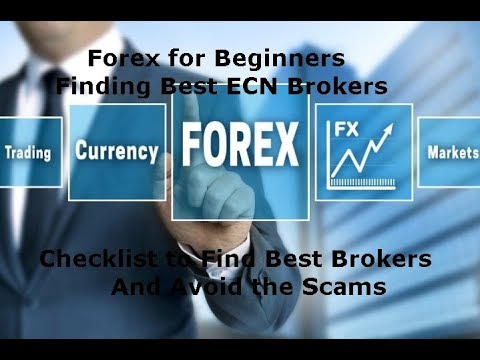 Forex Brokers Best ECN Brokers & Truth About Market Makers