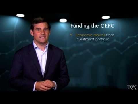 UQx Carbon101x 2.4.1.1a Case Study: Australia's Clean Energy Finance Corporation