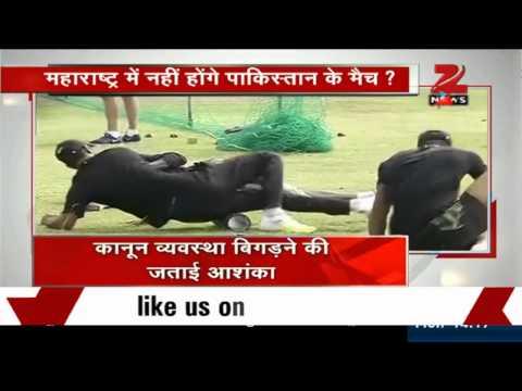 World T20: BCCI says no to Pakistan matches in Maharashtra