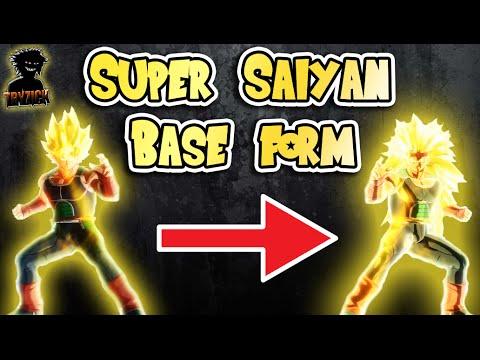 Dragonball xv super saiyan to super saiyan 3 cac - Sangoten super sayen 3 ...