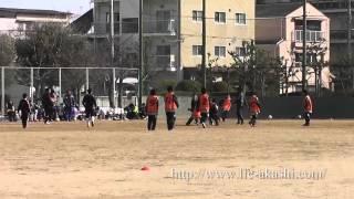 2013.1.3 リベルタ明石フットボールクラブ 2013始動です!