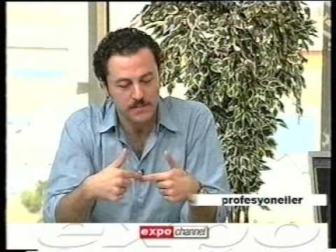 Expo Channel - Profesyoneller - Yetkin Dikinciler - 22.03.2005