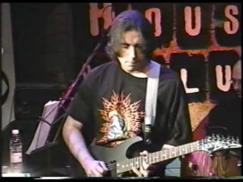 Peter Tentindo- WBZ/Daddy's Junky Music Guitar Contest 2001