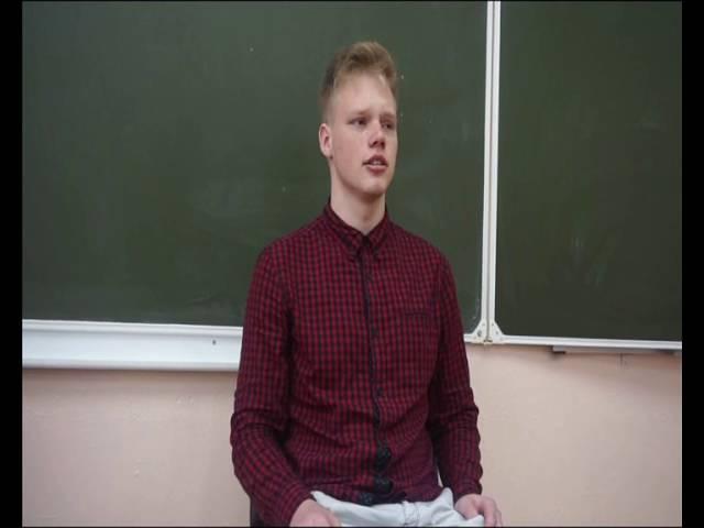 Кузнецов Глеб читает произведение «Детство» (Бунин Иван Алексеевич)