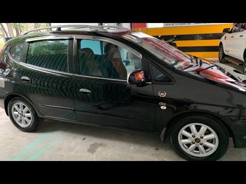 Bán Chevrolet Vivant 2007,số Sàn, Xe Gia đình, Odo 90 Ngàn Km,giá 180tr Thương Lượng Lh 0909981604.