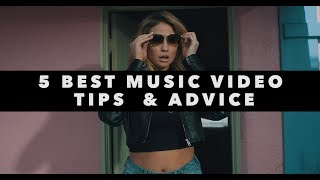 5 Tips For Making BETTER Music Videos!!!