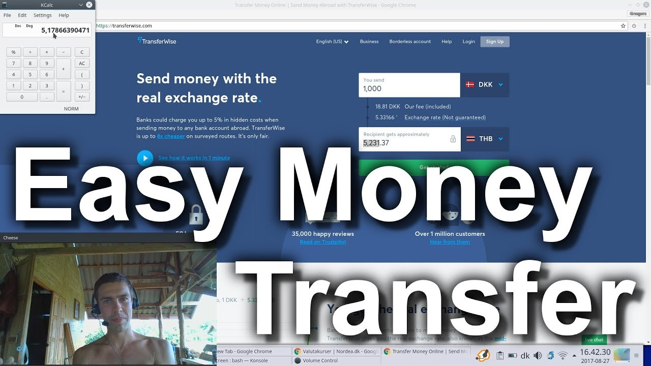 When To Use Transferwise Money Transfers And Currency Exchange Rates