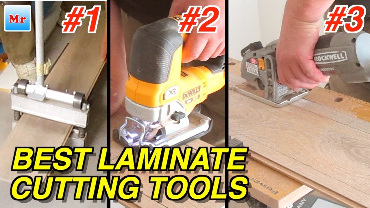 3 Best Tools For Cutting Laminate Vinyl, What Tool To Use To Cut Laminate Flooring