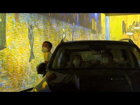 شاهد: لمنع تفشي كورونا ... عشاق فان غوخ يشاهدون أعماله من سيارتهم في متحف تورنتو …  - نشر قبل 13 ساعة