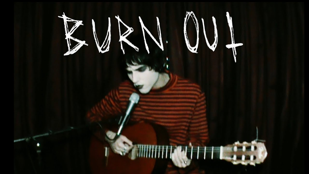 Johnny Goth - Burn Out (Acoustic)