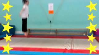 Dynamo gymnastics