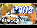 Robocraft Episode 102 Walking, Sniping copter