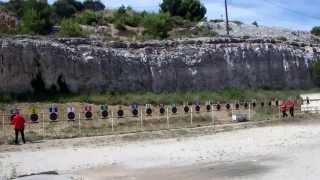 le stand de tir @ Vitrolles