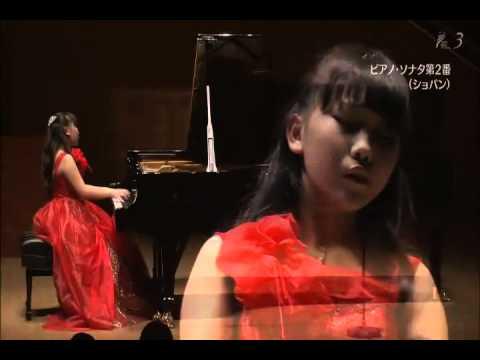 Aimi Kobayashi plays Chopin Sonata no.2 op.35