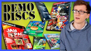 Demo Discs - Scott The Woz