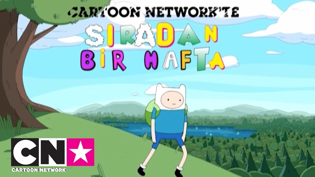 Cartoon Network'te Sıradan Bir Hafta   2. Bölüm   Cartoon Network Türkiye