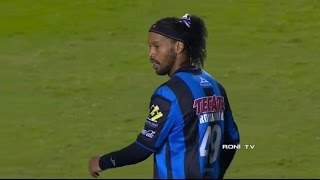 Ronaldinho vs Santos Laguna - 30/01/2015 - 720p HD - Roni Tv