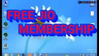 JIO PRIME MEMBERSHIP FREE FOR ONE YEAR.2019