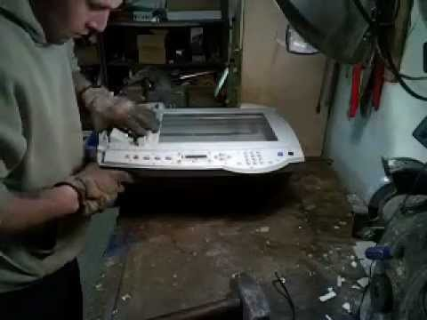 Scrapping A Printer Scanner