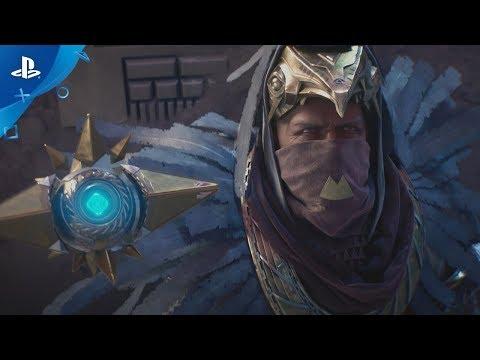 Destiny 2 - Expansion I: Curse of Osiris Reveal Trailer | PS4