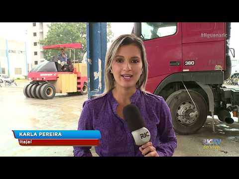 Secretaria de Obras de Itajaí altera atendimentos na região do bairro Fazenda
