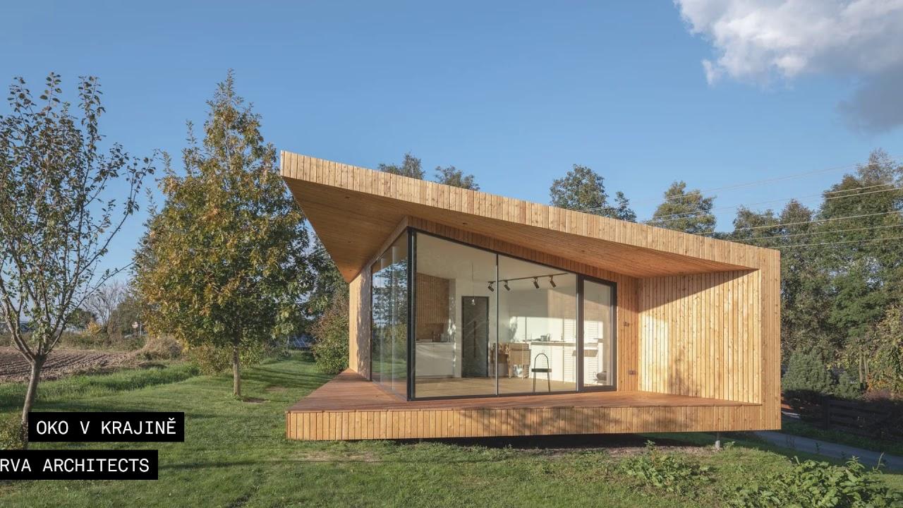 Česká cena za architekturu 2019 - přihlášené projekty