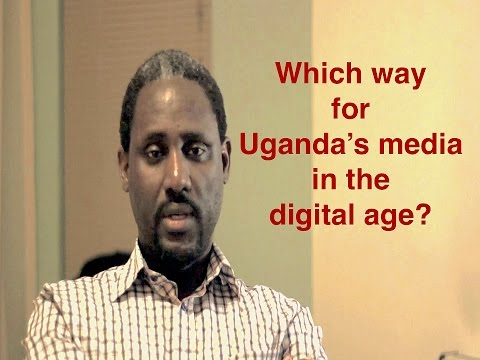 What is the future of Uganda's media in the digital age?