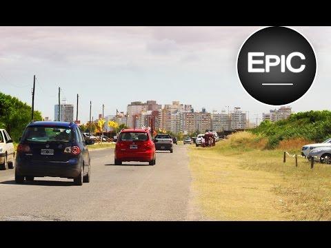 Ruta 11 - Mar del Plata - Santa Clara - Miramar - Chapadmalal / Argentina (HD)