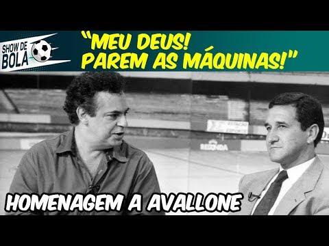 Homenagem a Roberto Avallone e as novidades dos clubes paulistas | SHOW DE BOLA (25/02/19)