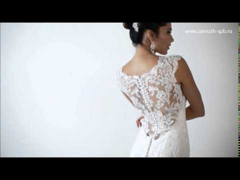 Кружевная спинка в свадебном платье
