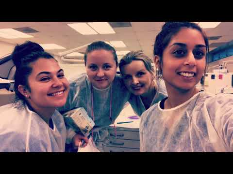 Middlesex County College Dental Hygiene Class of 2018