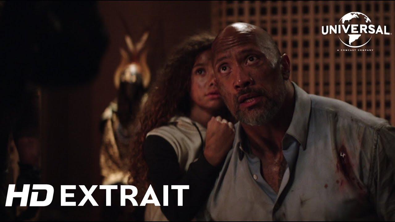 """Skyscraper / Extrait """"Botha Fait Chanter Will"""" VF [Au cinéma le 11 juillet]"""