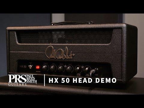 The PRS HX 50 | Demo By Bryan Ewald | PRS Guitars