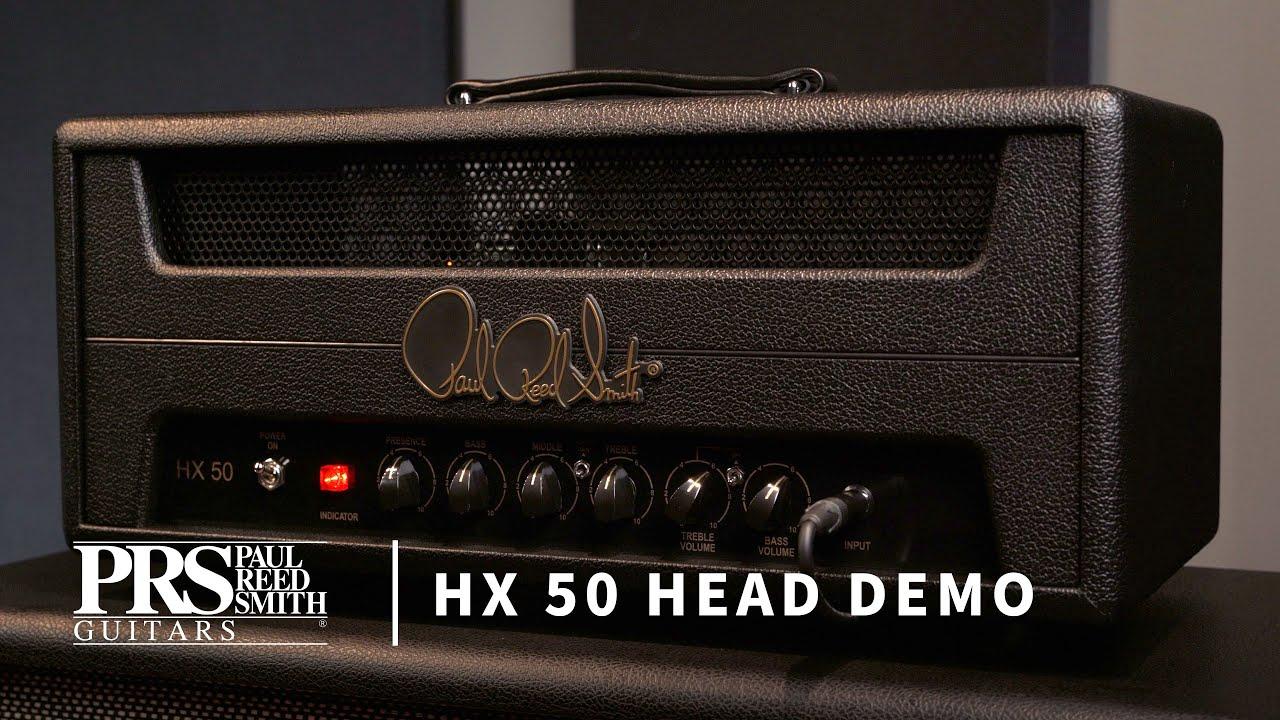 video HX 50 PRS