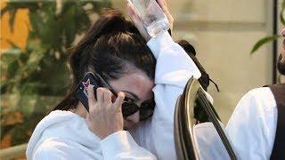 Kourtney Kardashian Is Asked If She's Jealous Of Sofia Richie