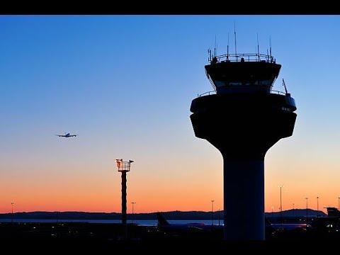 ATC: Class Delta Control Tower Tour