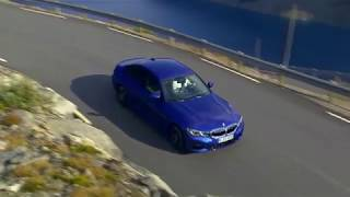 This is the new 2019 BMW 3 Series G20!