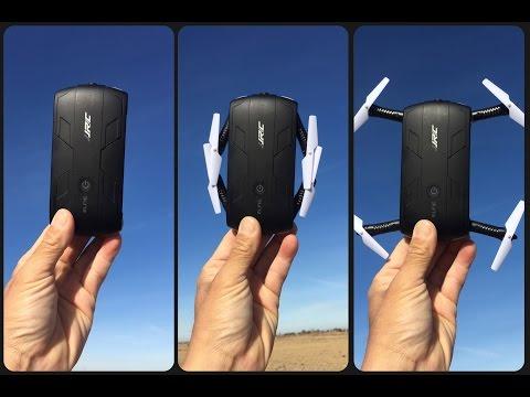 JJRC H37 ELFIE Foldable Mini RC Selfie Drone -- Geekbuying.com